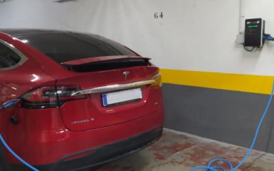 Instala tu punto de recarga para coche eléctrico en un parking privado o comunitario